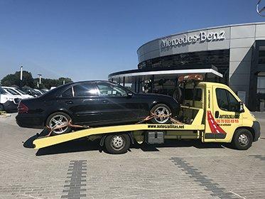 Autószállítás Ausztriából