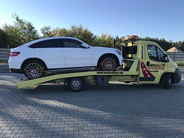 Autószállítás külföldről