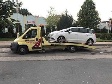 Autószállítás Németországból