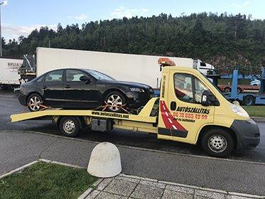Autószállítás Szlovéniából